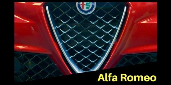 Alfa Romeo Grille