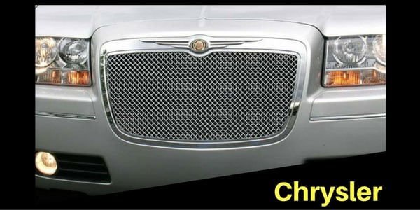 Chrysler Grille