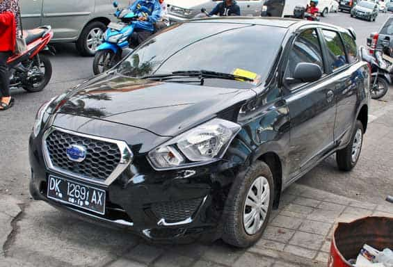 Datsun Go+ car model