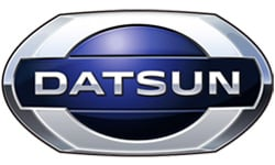 Datsun official logo of the company