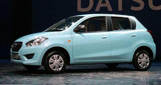 Datsun on Do car model