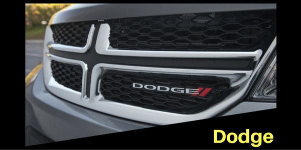 Dodge Grille