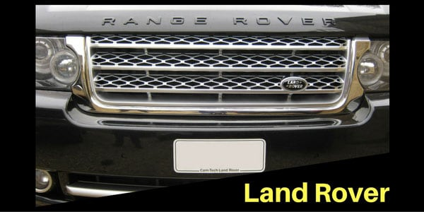 Land Rover Grille