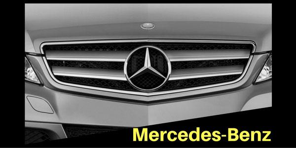 Complete list of car grille designs car models list for Mercedes benz models list
