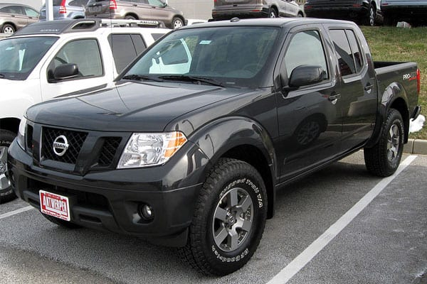 Nissan Navara Detailed Review