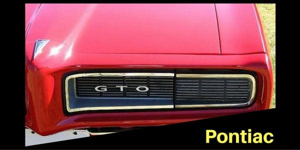 Pontiac Grille