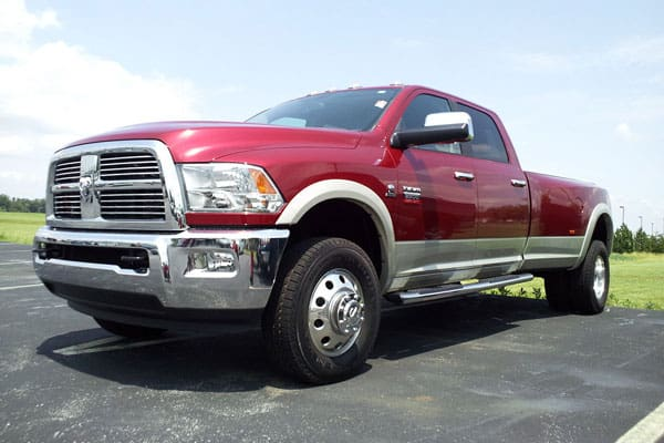 Ram 3500 pick up truck car model