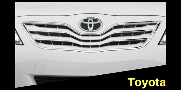 Toyota Grille