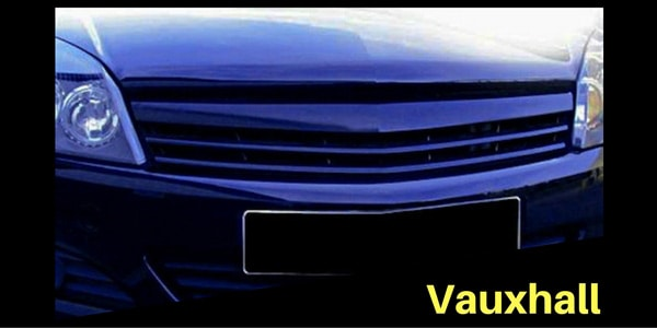 Vauxhall Grille