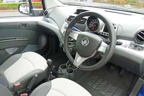 Chevrolet Spark Cabin Interior