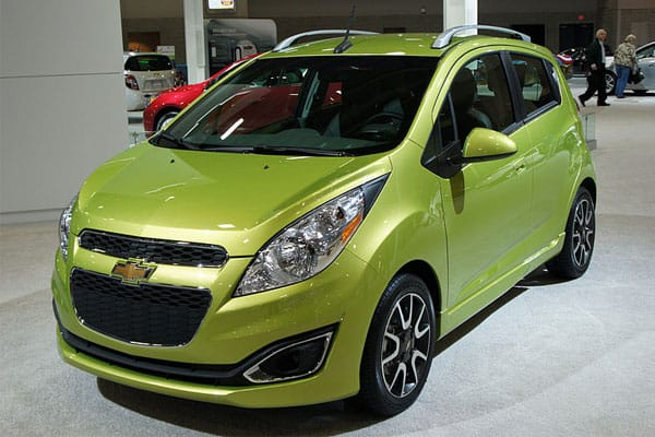 Chevrolet Spark Car Model Review