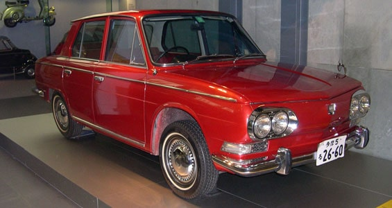 Hino Contessa car model