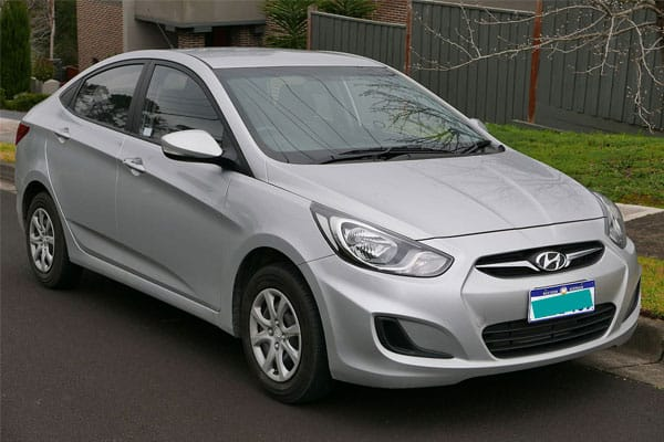Hyundai Accent Car Model Review