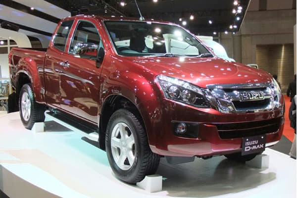 Isuzu D-Max Car Model Review