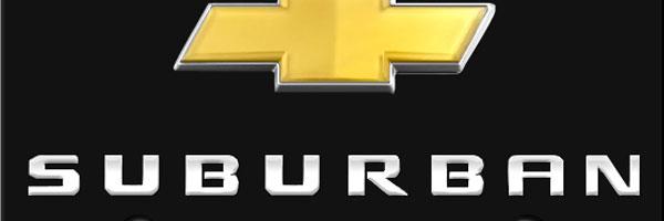 chevrolet suburban logo