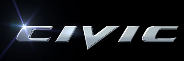 honda civic logo