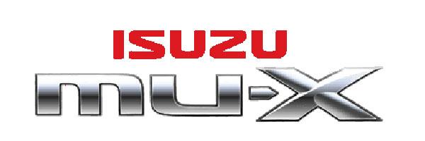 isuzu mux logo