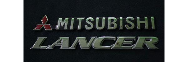 mitsubishi lancer logo