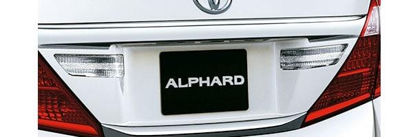 toyota alphard logo