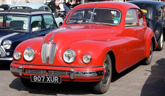 Bristol 403 Car Model