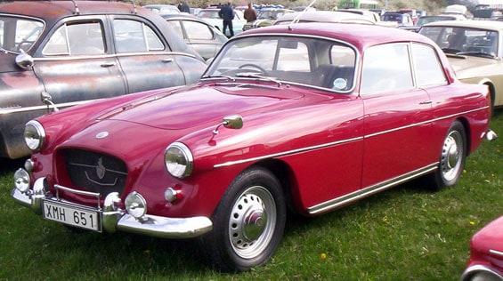 Bristol 407 Car Model