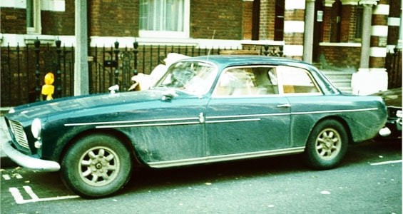 Bristol 408 Car Model