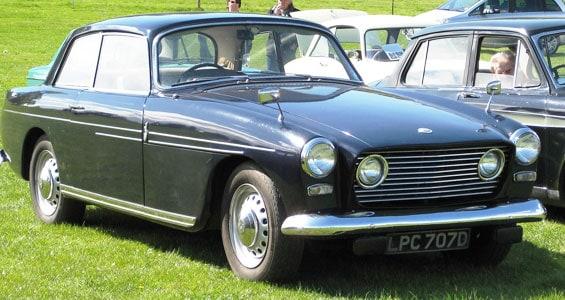 Bristol 409 Car Model