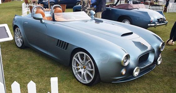 Bristol Bullet Car Model