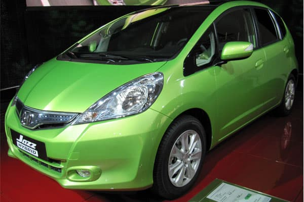 Honda Jazz car model review