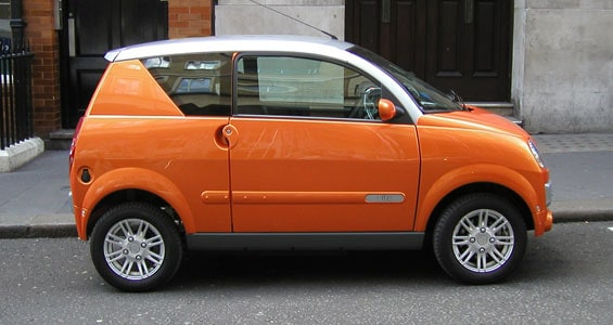 Aixam City Sporty car model