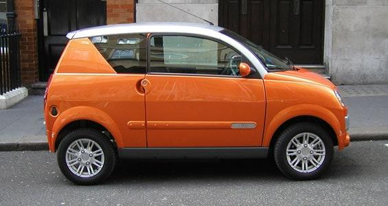 Aixam City Sporty car model
