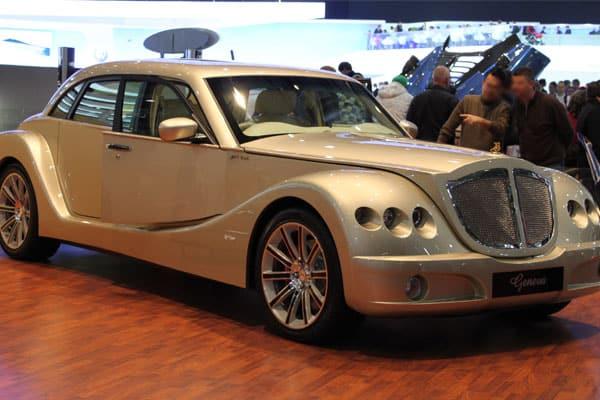 Bufori Geneva car model
