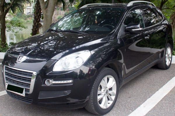 Luxgen U7 car model