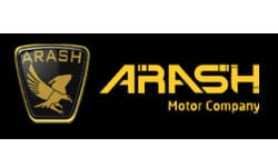 Arash Motor official logo of the company