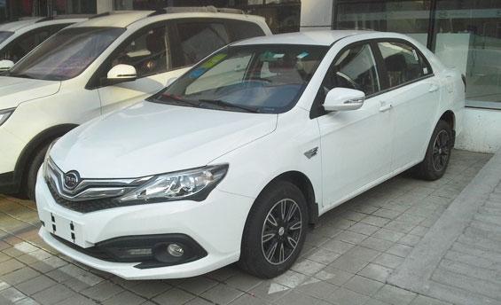 BYD F3 Car Model