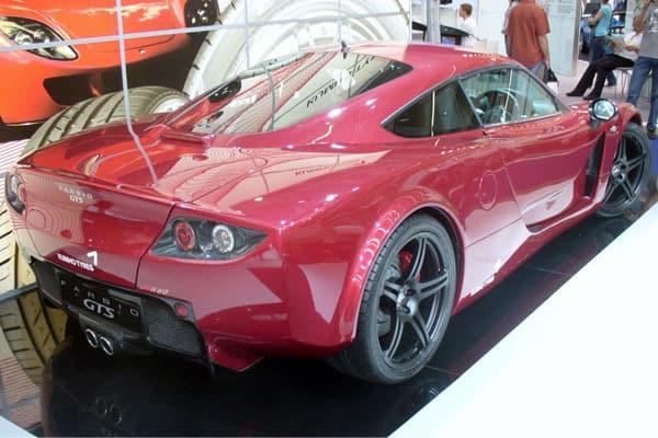 Farbio GTS350 car model
