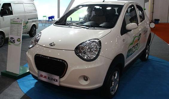 Geely Panda car model
