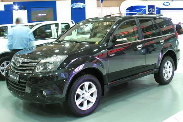 Great Wall Haval H3 car model