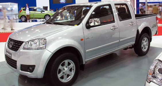 Great Wall Wingle 5 car model