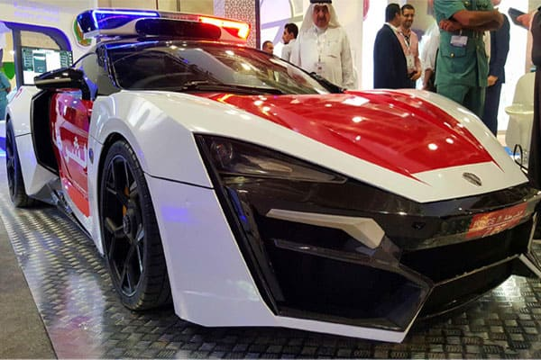 Lykan Hypersport car model
