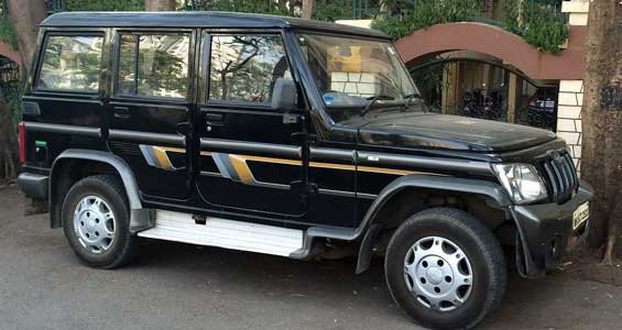 Mahindra Bolero car model