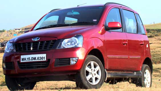 Mahindra Quanto car model