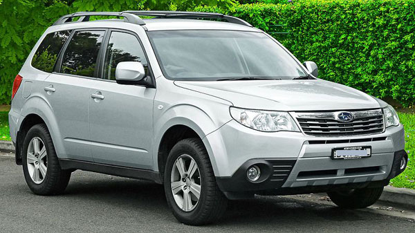 Subaru Forester car model review