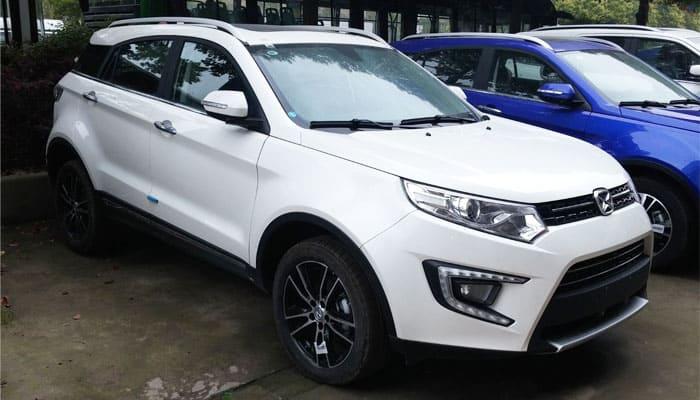 JMC Yusheng SUV