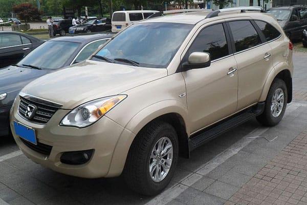 Jiangling Yusheng car model