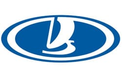 Avtovaz official logo of the company