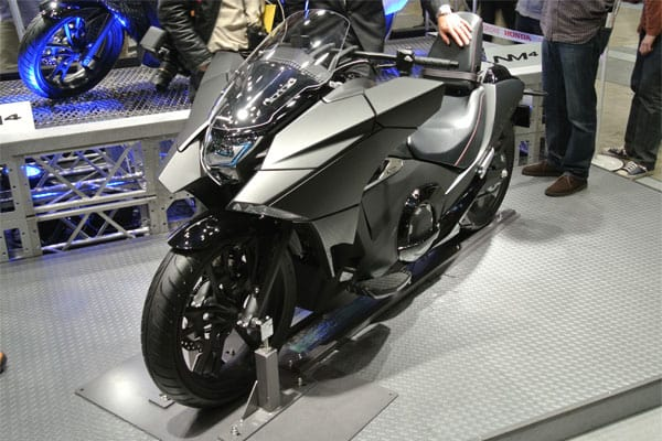 Honda Motorcycle Concept Model
