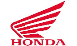 Honda Motorcycles official logo of the company