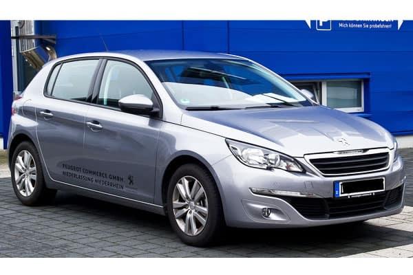 Peugeot 308 car model review
