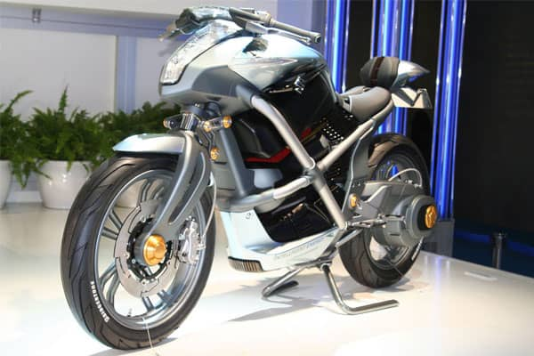 Suzuki Crosscage motorcycle model